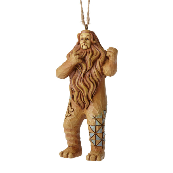 Jim Shore Cowardly Lion Ornament