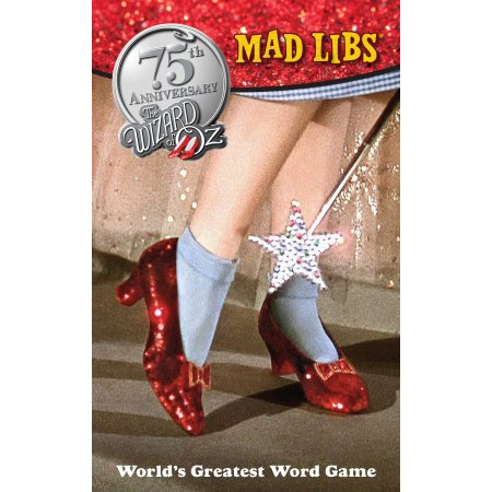 Wizard of Oz Mad Libs