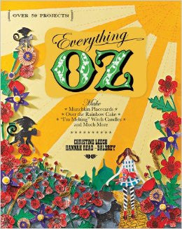 Everything Oz Paperback Book