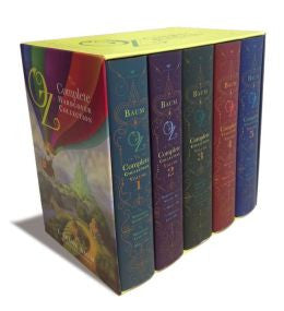 Oz: The Complete Hardcover Collection