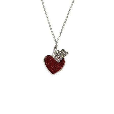 Tin Man Heart Necklace