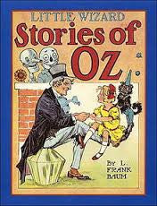 Little Wizard Stories of Oz Book