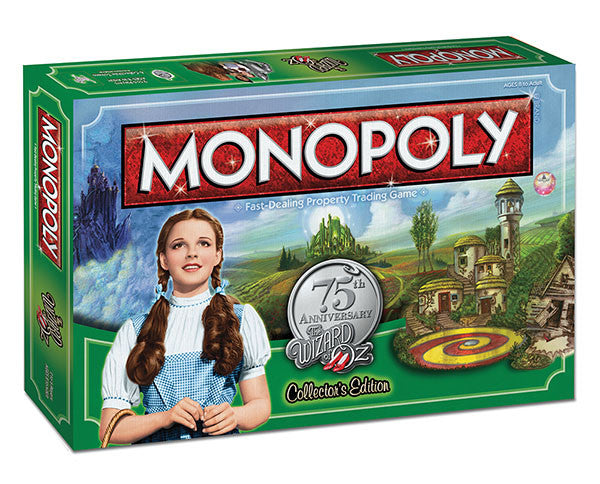 Wizard of Oz 75th Anniversary Monopoly