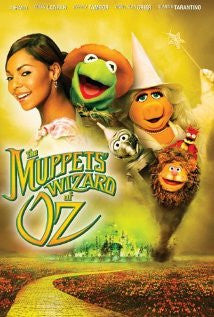 Muppet's Wizard of OZ DVD