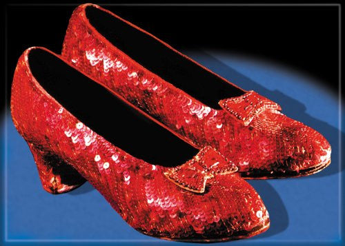 Ruby Slippers Magnet
