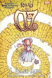 Marvel's Road to Oz Book