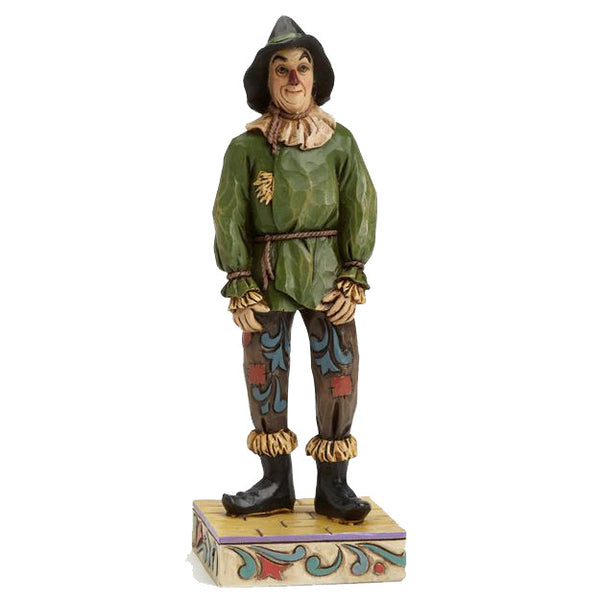 Jim Shore Pint Size Scarecrow Figurine