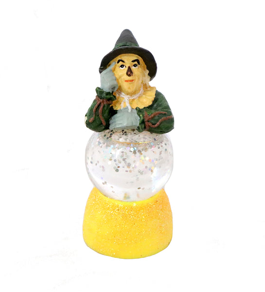Scarecrow Mini Snow Globe