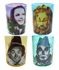Wizard of OZ Glasses - Set of 4