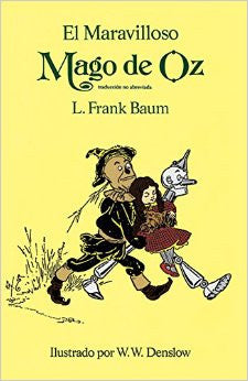 The Wizard of Oz: Spanish Translation