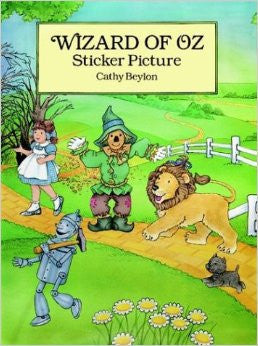Wizard of Oz Sticker Picture