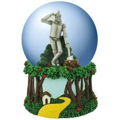 Tin Man Water Globe