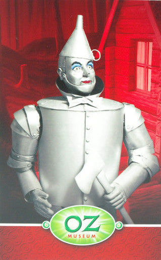 Tin Man Post Card