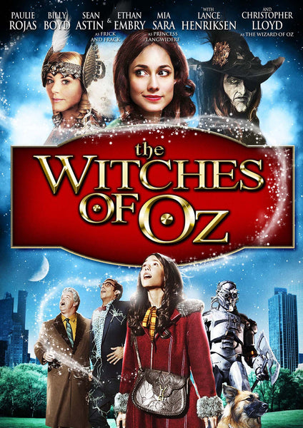Witches of Oz DVD
