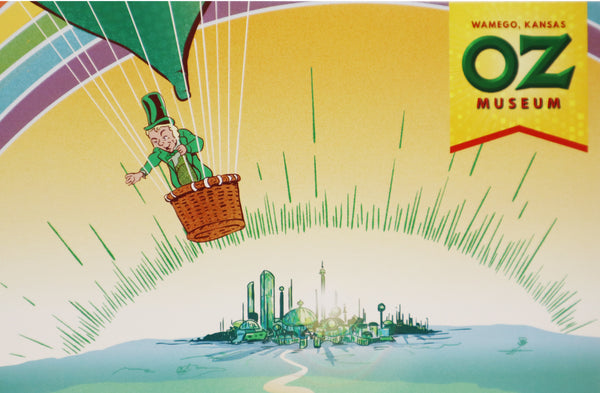 Emerald City Postcard