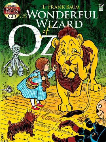 The Wonderful Wizard of Oz with CD