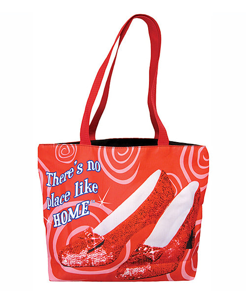 There's No Place Like Home Tote