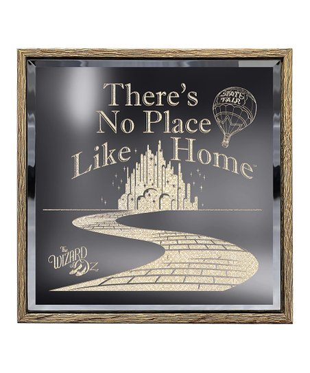 No Place Like Home Light-Up Sign
