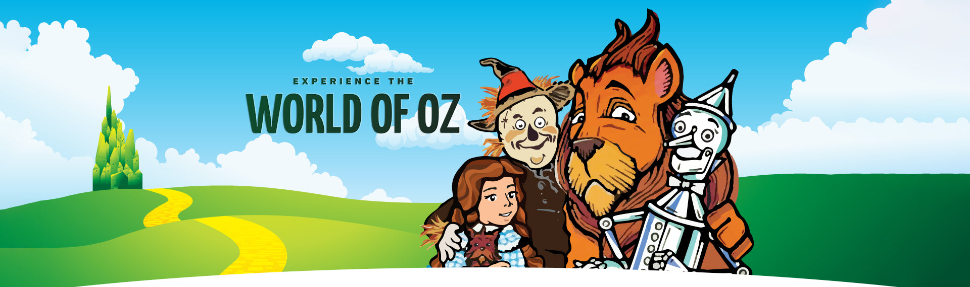 Experience the World of OZ