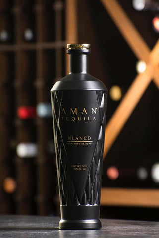 Tequila Aman Blanco 750ml