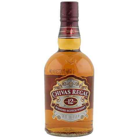 Whisky Chivas 12 años 750ml