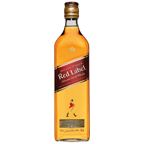 Johnnie Walker Etiqueta Roja (750ml)
