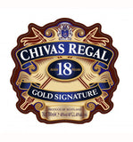 Whisky Chivas Regal 18 750ml