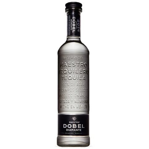 Tequila Maestro Dobel Diamante (750ml)