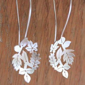 Dancing Leaves Earrings