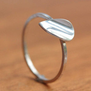 Leaf Stacking Ring