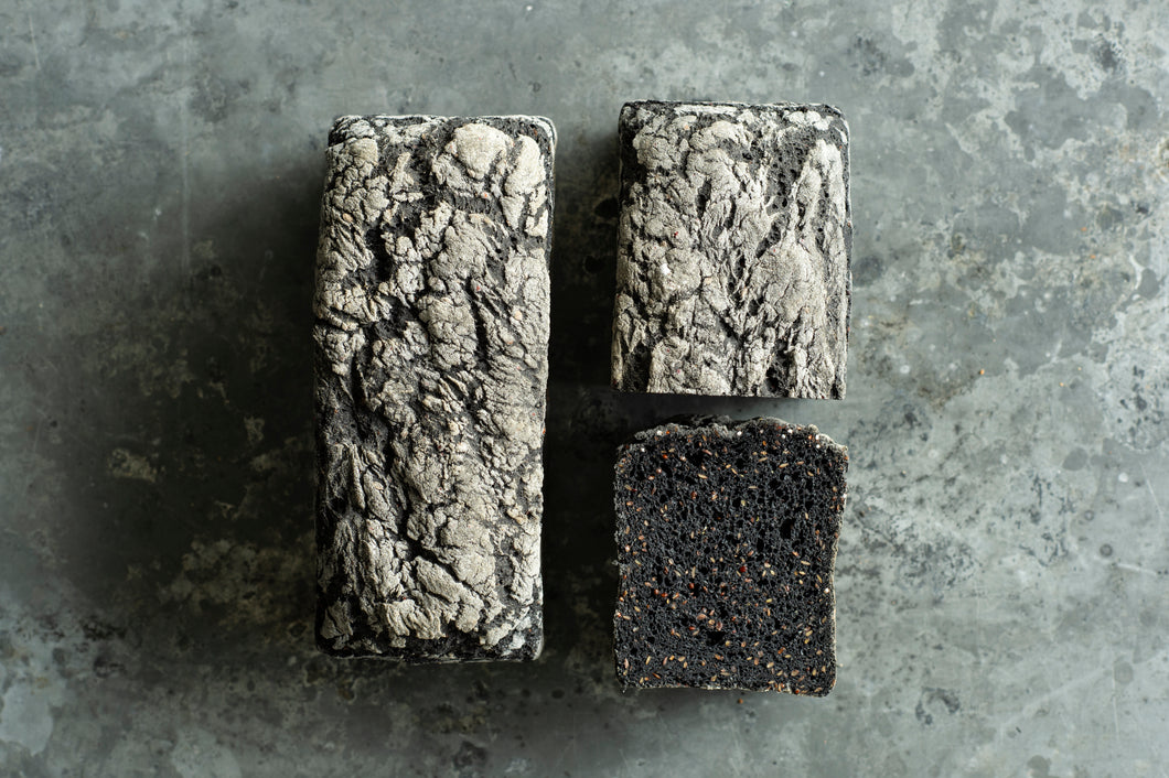 Activated Charcoal & Quinoa Bread 1.1kg