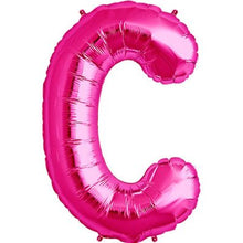 Load image into Gallery viewer, Giant Letter Hot Pink 86cm