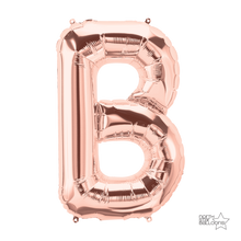 Load image into Gallery viewer, Giant Letter Rose Gold 86cm