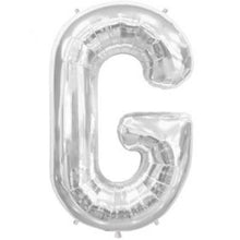 Load image into Gallery viewer, Giant Letter Silver 86cm