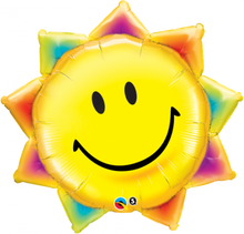 Load image into Gallery viewer, Sunshine Smile Foil Balloon