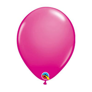 Balloon Helium Solid Colour 28cm