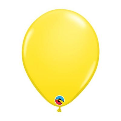 Standard Yellow 28cm Balloon