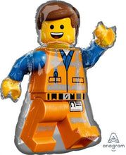 Load image into Gallery viewer, Lego Man Foil Balloon