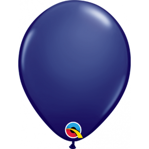 Navy Blue 43cm Balloon