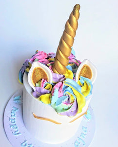 Unicorn Theme Cake