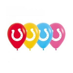 Assorted Melbourne Cup Balloons
