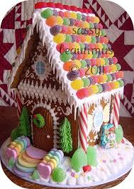 Christmas Gingerbread House Workshop