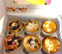 Load image into Gallery viewer, Box of 6 Muffins