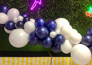 Grand Final Balloon Garland 1.5m Special