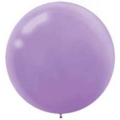 Helium Solid Colour 60cm Balloons