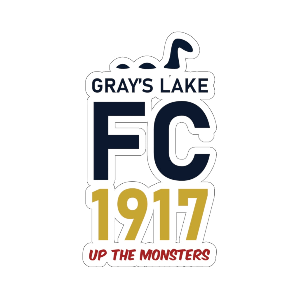 Up The Monsters Kiss-Cut Stickers