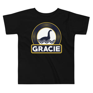 Gracie Toddler Short Sleeve Tee