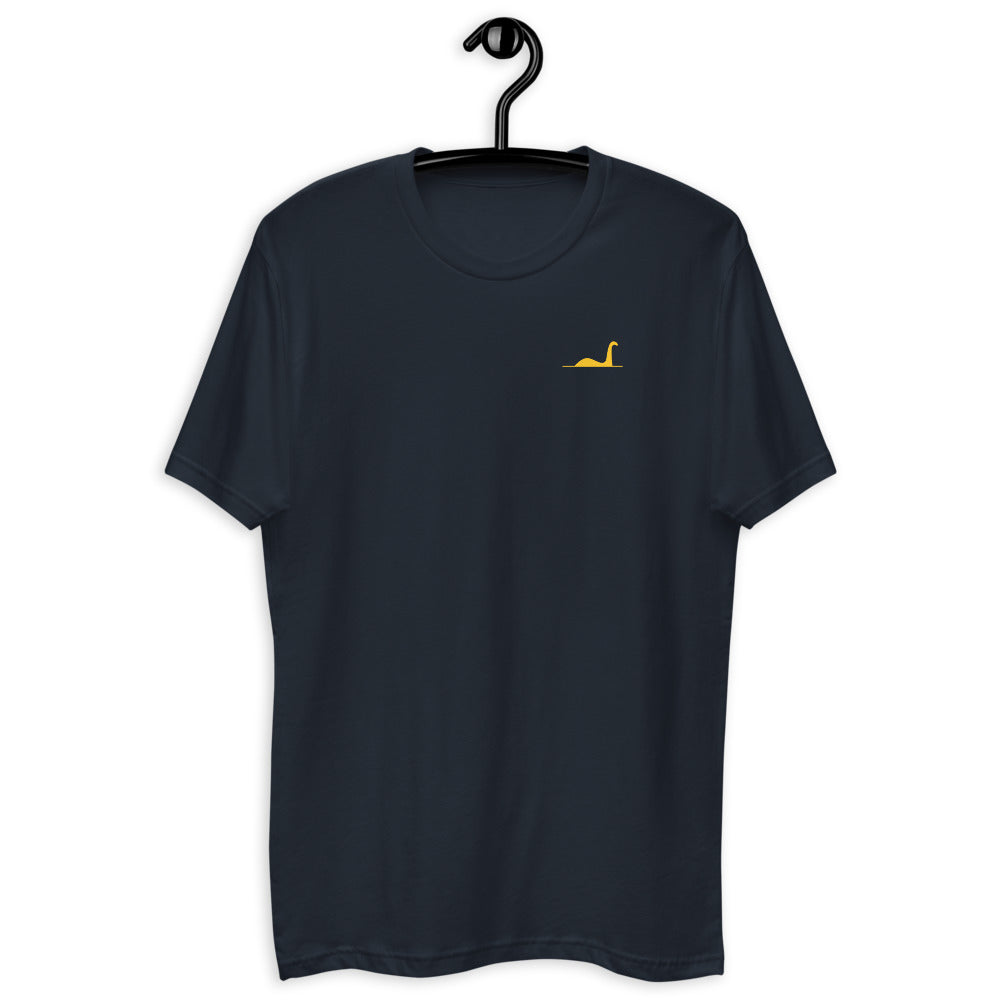 Gracie 2-Sided Logo Short Sleeve T-shirt