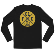 Load image into Gallery viewer, GLFC Retro Badge 2-Sided Long Sleeve Fitted Crew