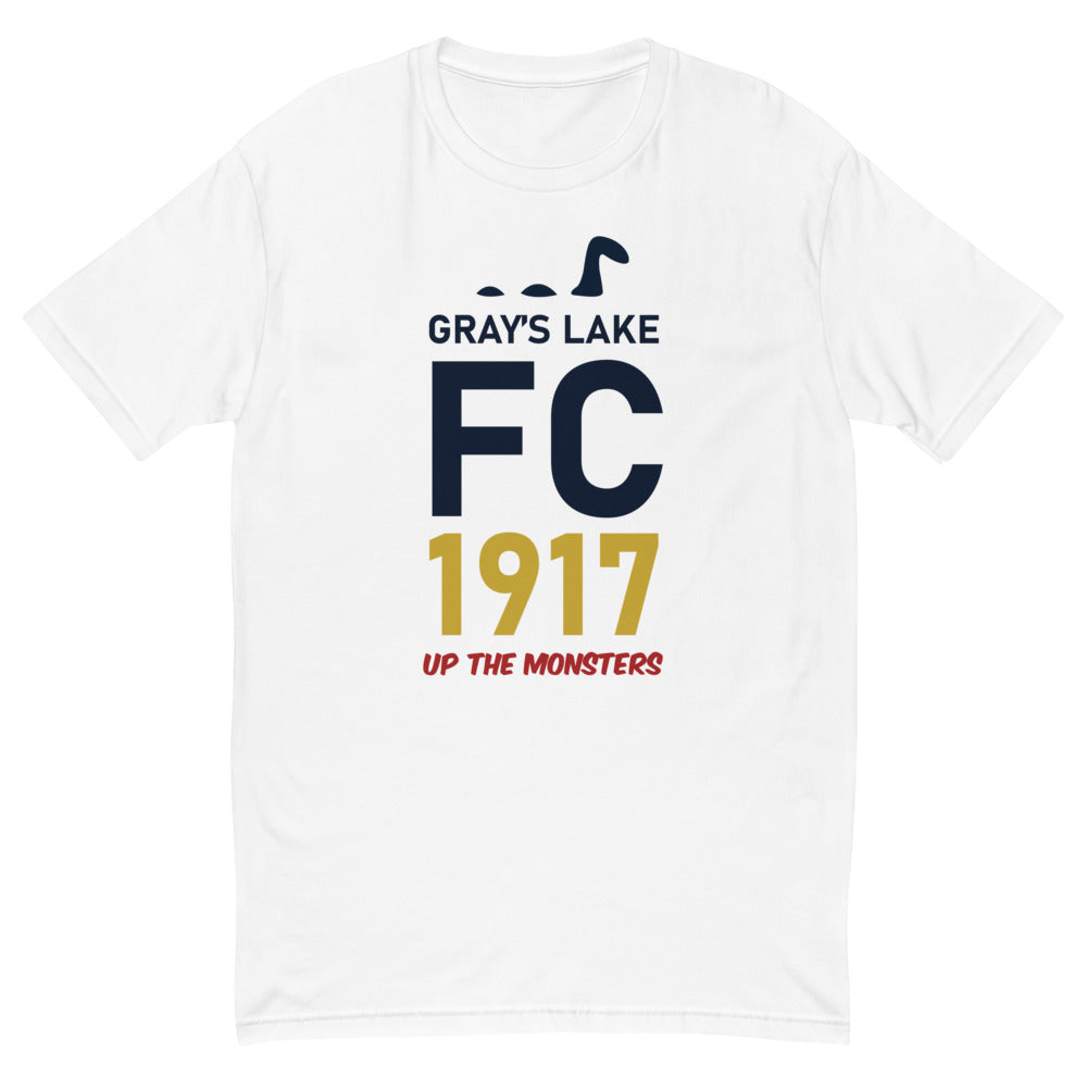 Up The Monsters Short Sleeve T-shirt